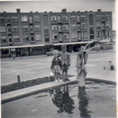 Haagse Herinneringen Het Heeswijkplein Lééft