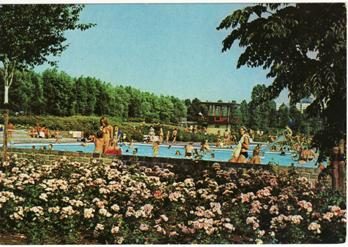 Haagse herinneringen het buitenbad van overbosch